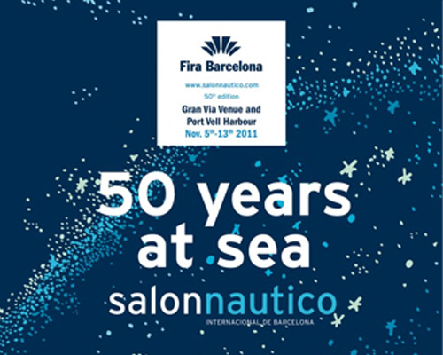 LALIZAS' Participation at the 50th Barcelona Boat Show