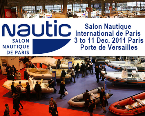 PARIS NAUTIC EXHIBITION 2011