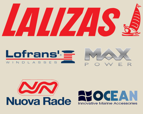 LALIZAS acquires Nuova Rade, Lofrans', Max Power & Ocean