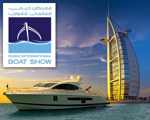LALIZAS will attend DUBAI Int. Boat Show 2013