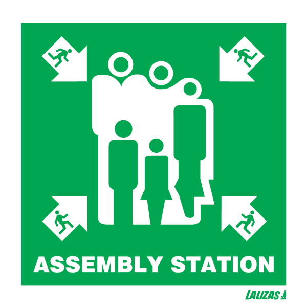 Lalizas Imo Signs Assembly Station