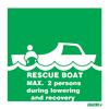 Rescue Boat Max 2 Prs