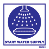 Start Water Spray