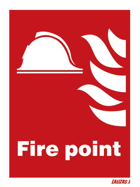 Lalizas Imo Signs Fire Point