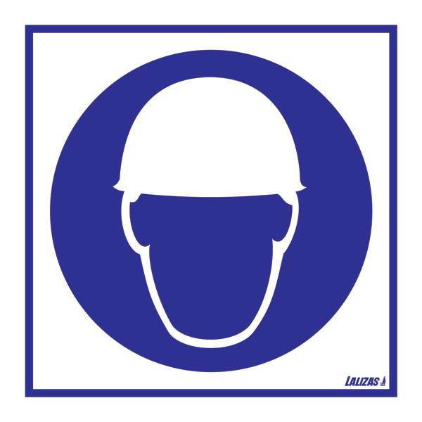 lalizas imo signs wear helmet