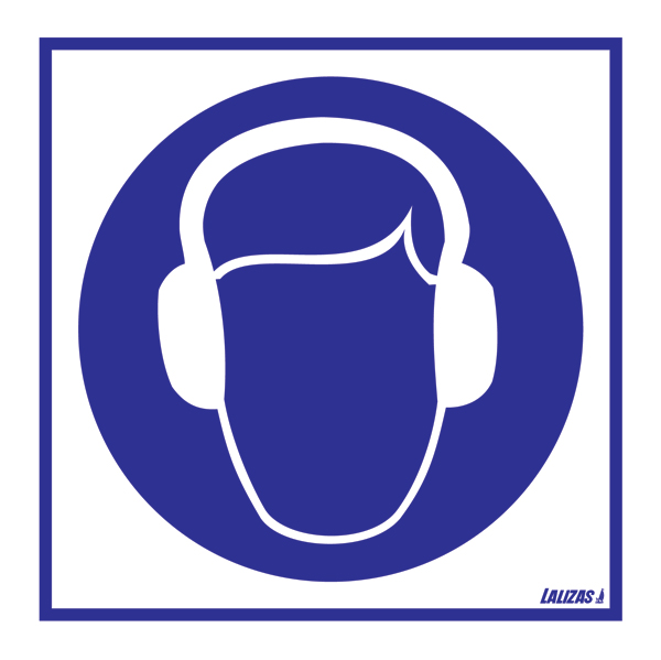 lalizas imo signs wear ear protection
