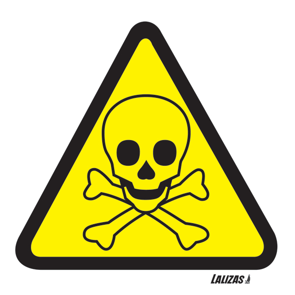 Caution Toxic