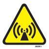 Caution - Non-ionizing Radiation