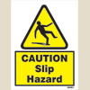 Caution - Slip Hazard
