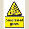 Danger - Compressed Gases