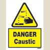 Danger - Caustic