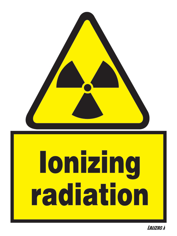 Lalizas Imo Signs Ionizing Radiation