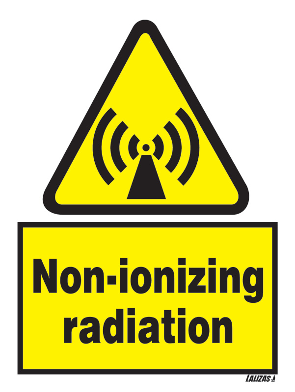 Lalizas Imo Signs Non Ionizing Radiation
