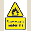 Flamable Material