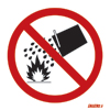 Do Not Extinguish W/ Water