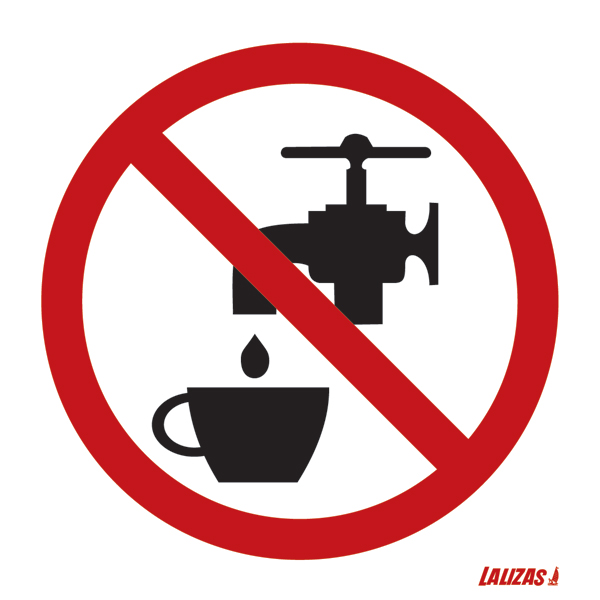 Lalizas Imo Signs No Drinking Water