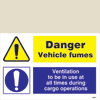 Beware Vehicle Fumes