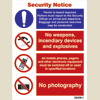 Security Notice