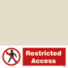 Isps - Restricted Access - Man