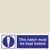 Isps - Hatch Kept Locked