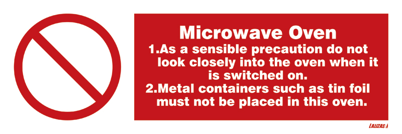 Microwave Oven (10x30)
