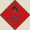 Class 3 - Highly Flammable Liquid