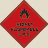Class 2 - Highly Flammable L.p.g.