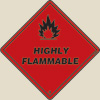 Class 3 - Highly Flammable