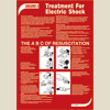 Treatment For Electric Shock - Poster