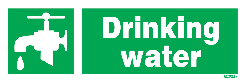Lalizas Imo Signs Drinking Water