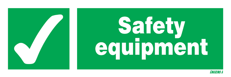 Lalizas Imo Signs Safety Equipment