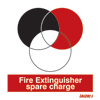 Fire Extinguisher Spare Charge