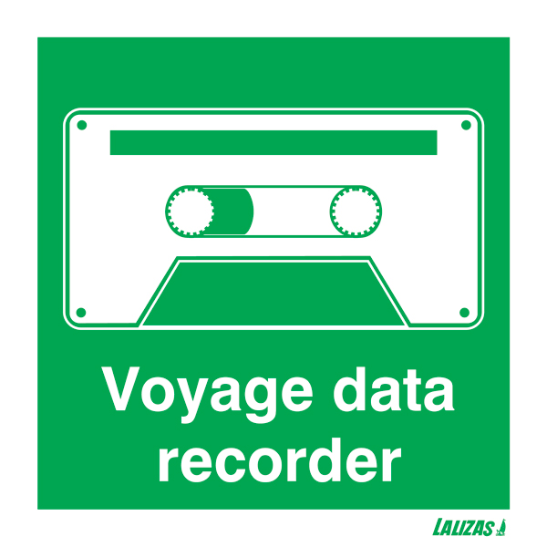 Voyage Data Recorder : Lalizas imo signs voyage data recorder