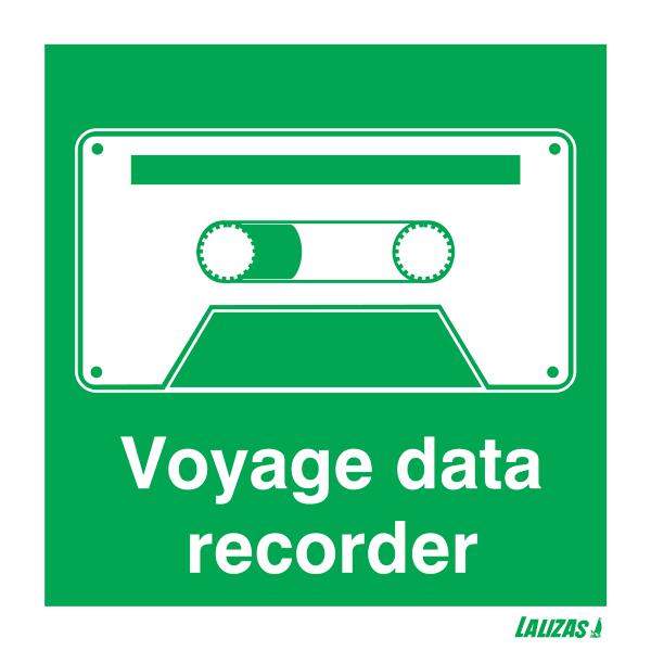 Voyage Data Recorder : Voyage data recorder symbol